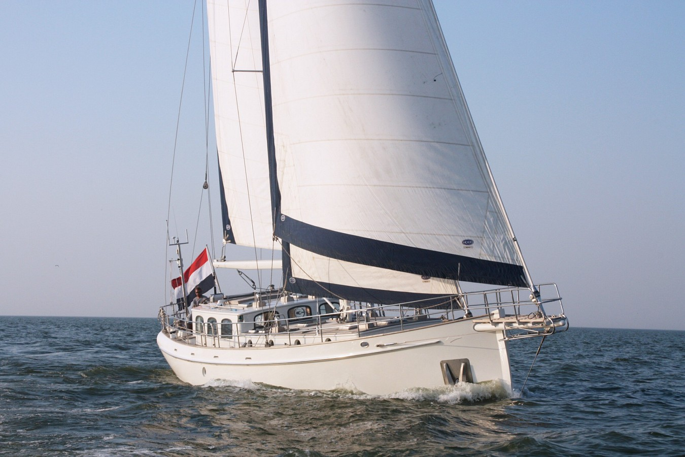 Puffin 50 for sail