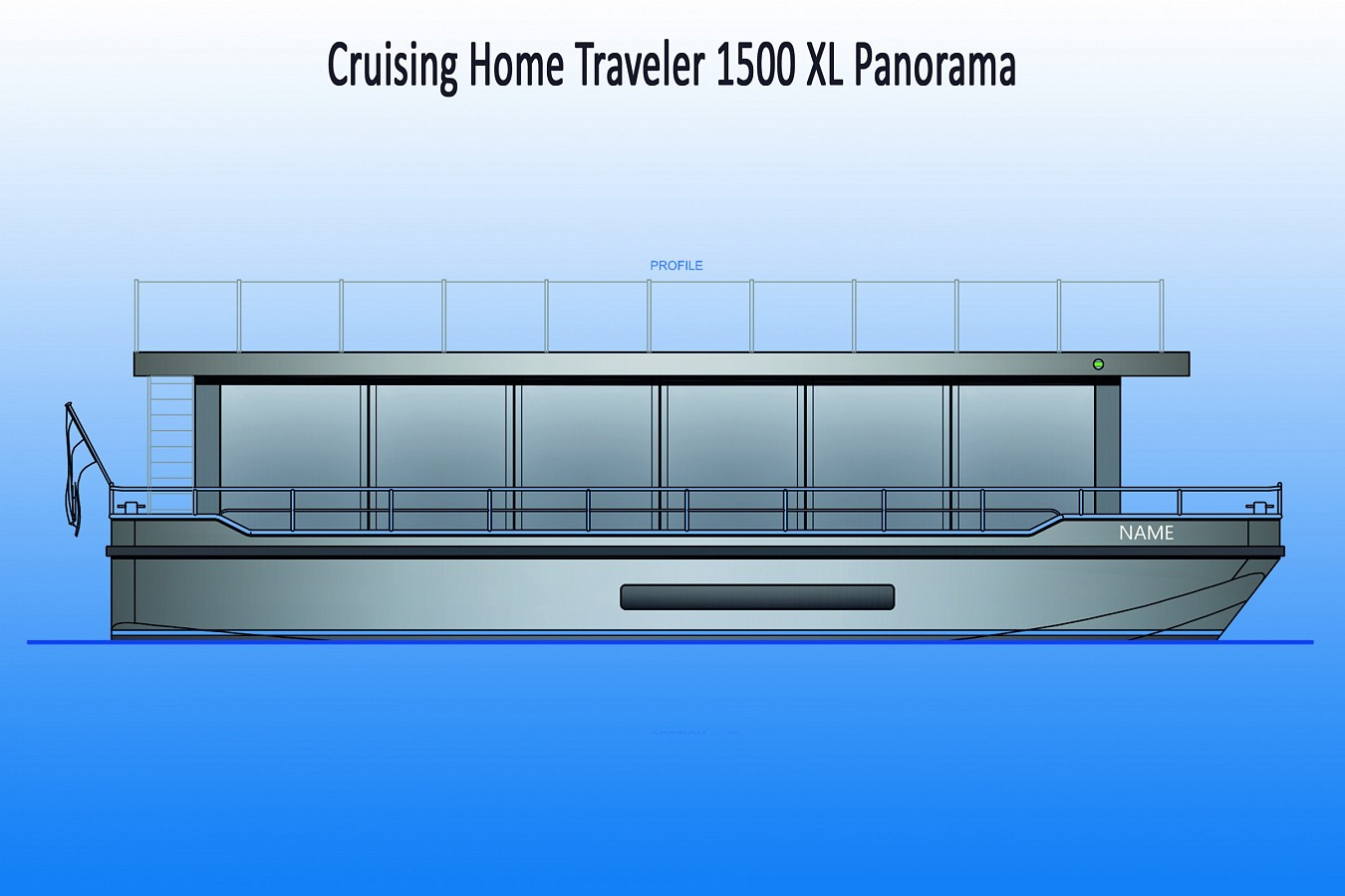 Cruising Home Traveler 1500 XL Panorama