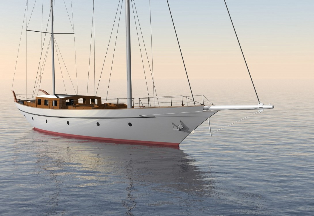 Contract signed for the new build of a 23M Sailing Yacht