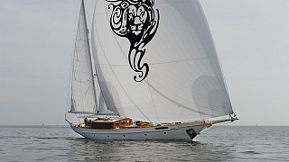 Spirit of Venice 73' ketch launched