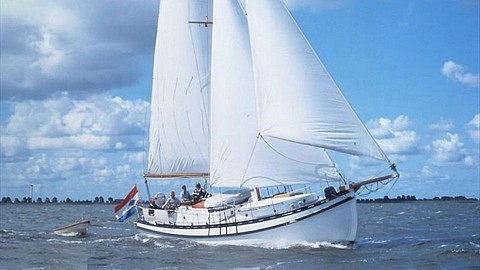 39' cutter 'Mees Toxopeus'