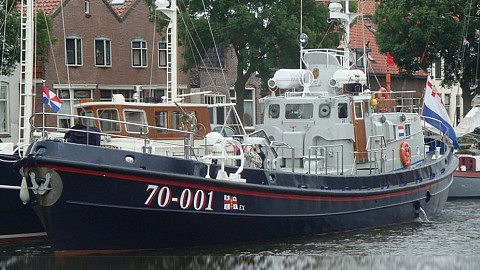 22m lifeboat 'Dolphin'   conversion