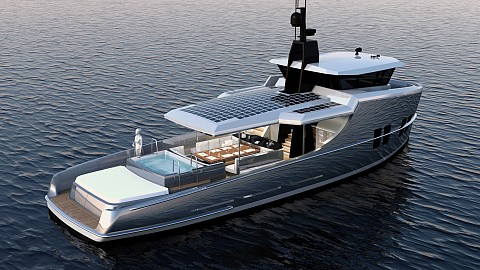 Stayer® 63 sun deck
